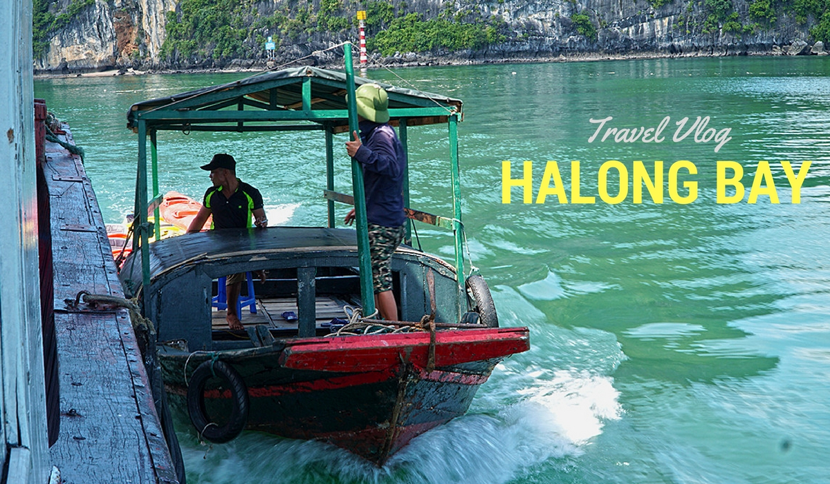 Come visitare Halong Bay Vietnam - Pinalapeppina blog di Viaggio e Lifestyle