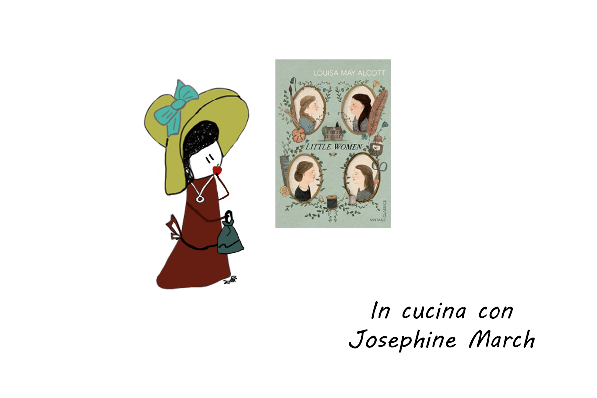 Josephine March in cucina e le ciambelle di birra