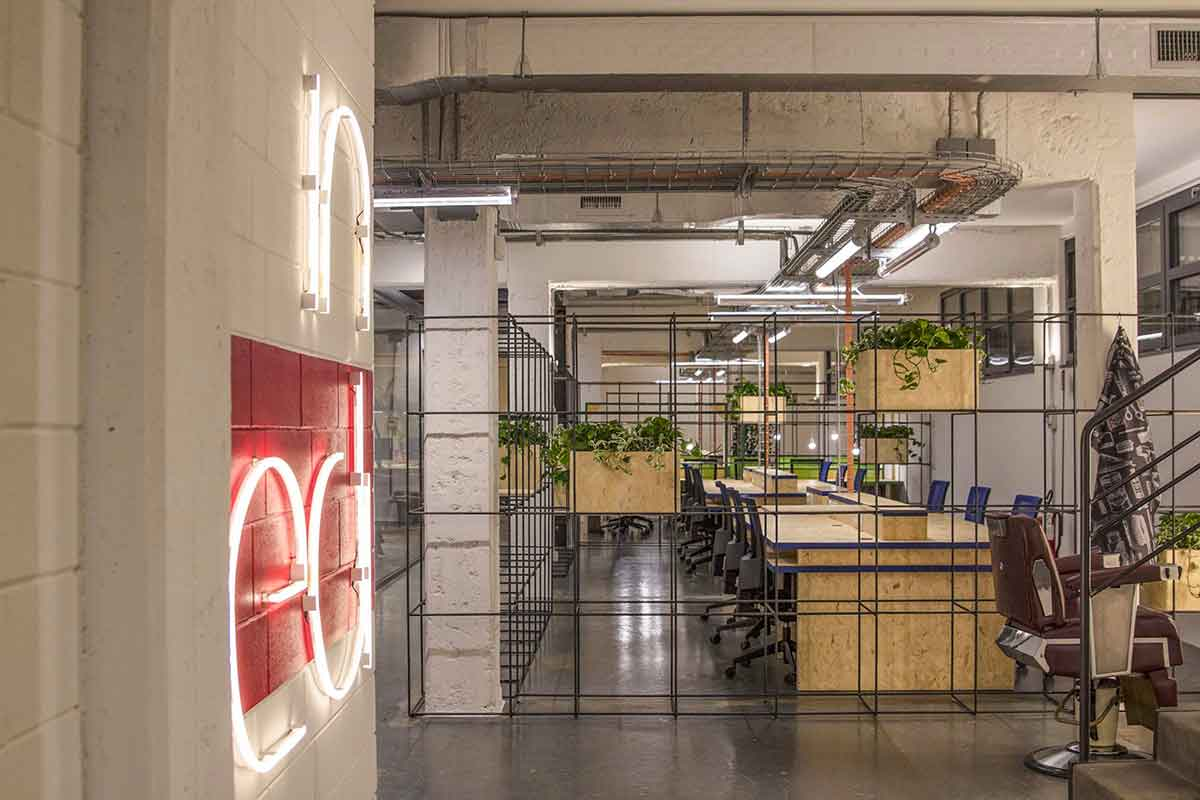inEDI: co-working per creativi a Milano